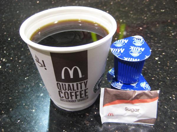 Combinação perigosa: café + alimentos gordurosos