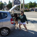 July: Tofino with Bee and Lisa