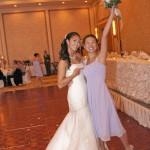 November: Lisa's wedding