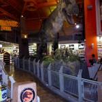 Jurassic Park at Toys R Us